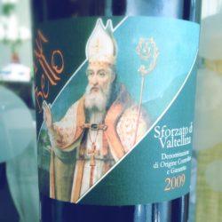 Eleganza in Valtellina: San Bello, un vino da uve con appassimento naturale