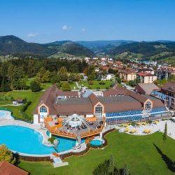 Terme Zreče in Slovenia, cure e relax in tutte le stagioni