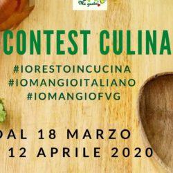 #iocomproFVG… e poi #iomangioFVG: concorso culinario virtuale a colpi di ricette